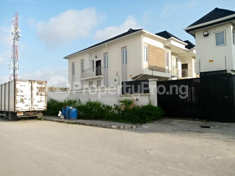4 bedroom Terraced Duplex House for sale Mobil estate road,lekki scheme 2. Lekki Phase 2 Lekki Lagos - 5