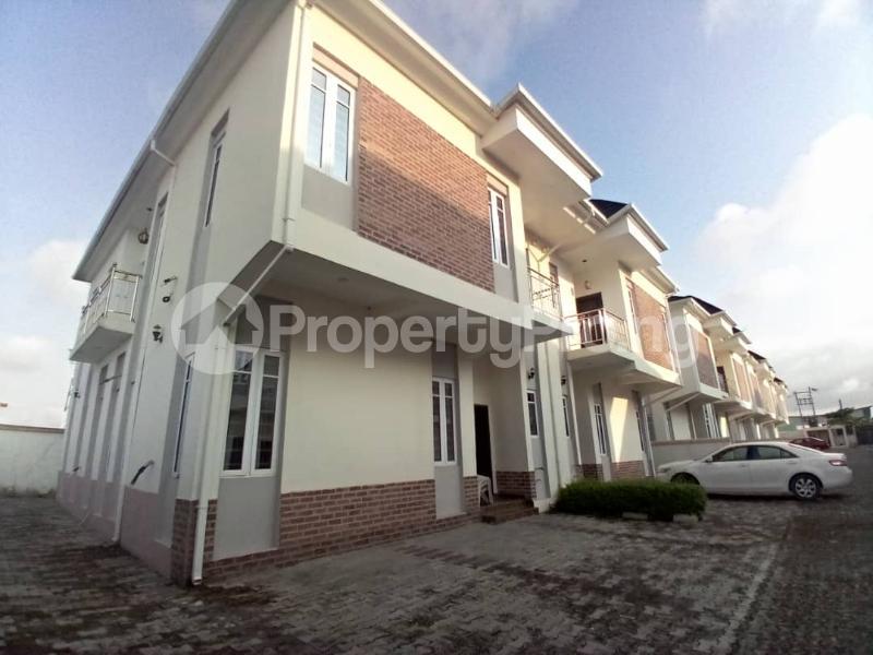 4 bedroom Terraced Duplex House for sale Mobil estate road,lekki scheme 2. Lekki Phase 2 Lekki Lagos - 13