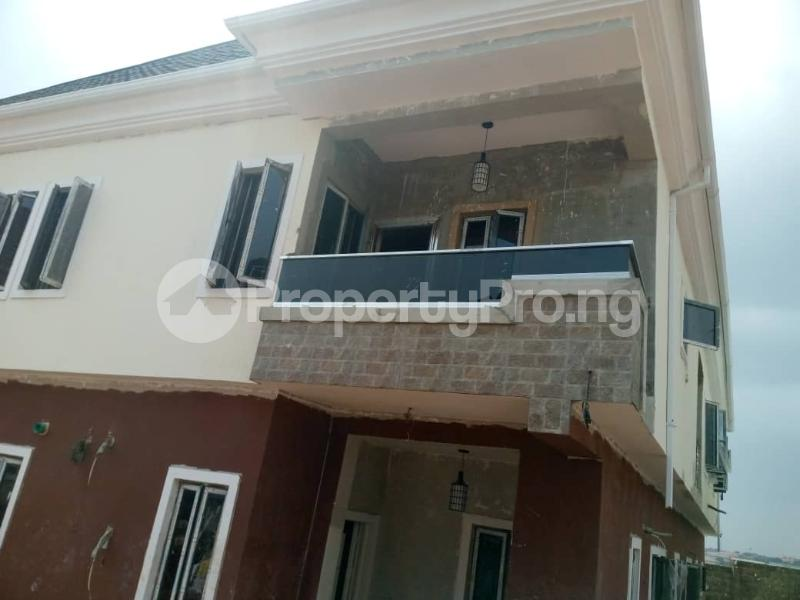 4 bedroom Semi Detached Duplex House for sale Omole phase 2 estate Alausa Ikeja Lagos - 0