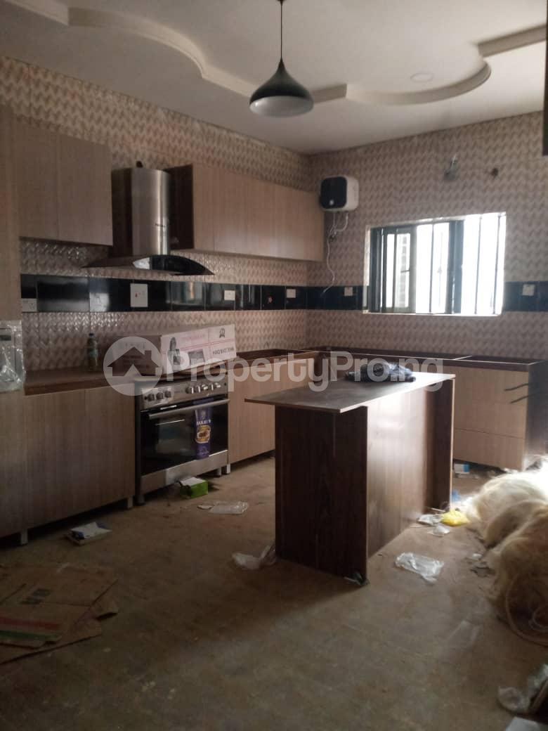 4 bedroom Semi Detached Duplex House for sale Omole phase 2 estate Alausa Ikeja Lagos - 1