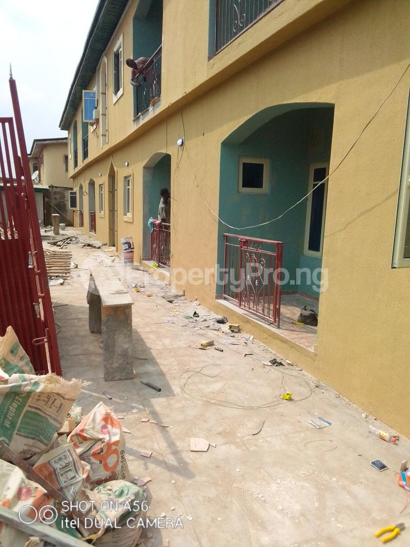 2 bedroom Blocks of Flats House for rent Akowonjo Akowonjo Alimosho Lagos - 13