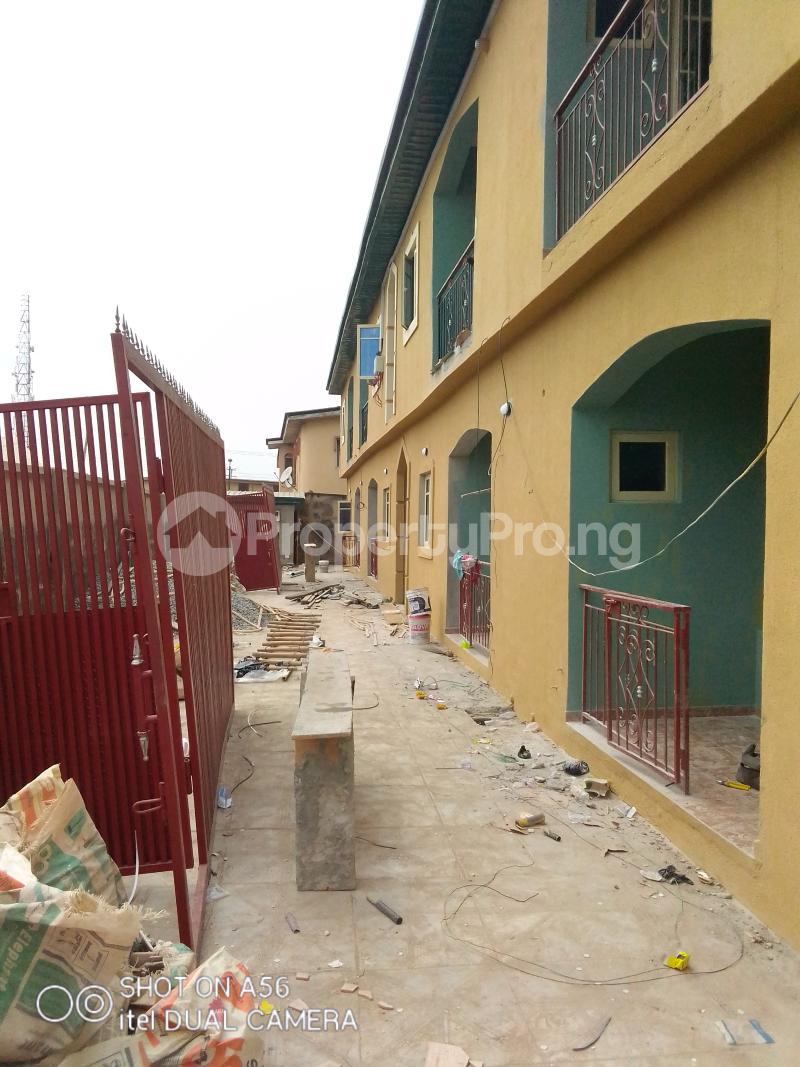 2 bedroom Blocks of Flats House for rent Akowonjo Akowonjo Alimosho Lagos - 14