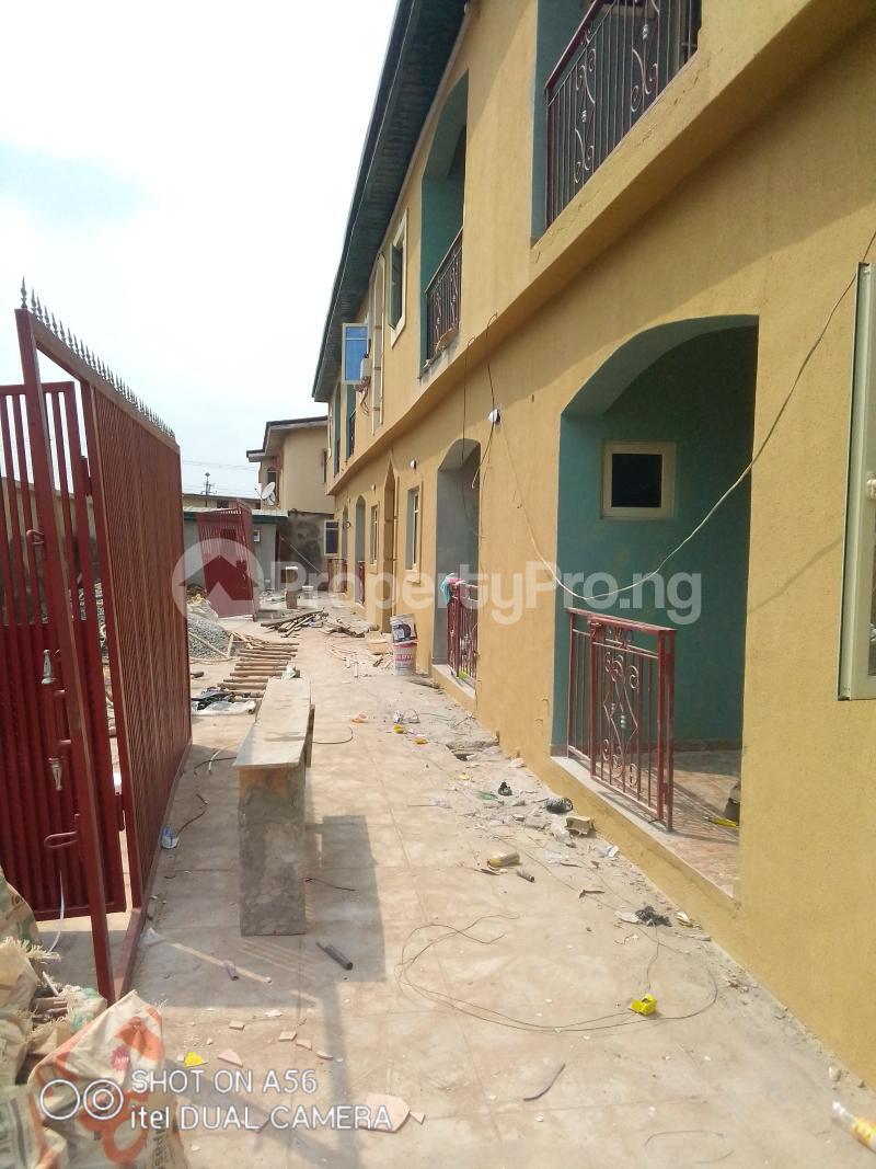 2 bedroom Blocks of Flats House for rent Akowonjo Akowonjo Alimosho Lagos - 0