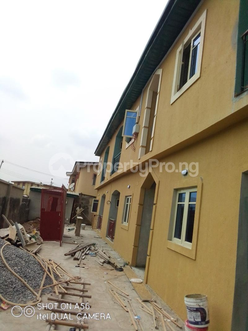 2 bedroom Blocks of Flats House for rent Akowonjo Akowonjo Alimosho Lagos - 12
