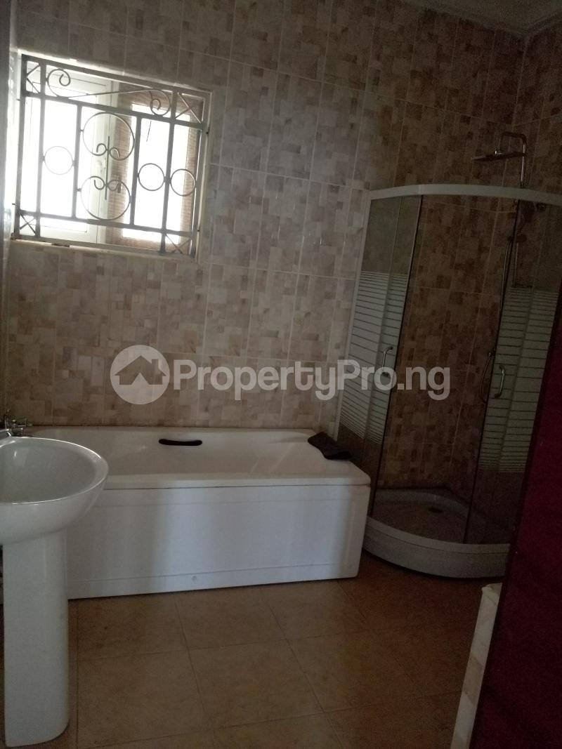 4 bedroom Boys Quarters Flat / Apartment for rent Sani Zangon street Guzape Abuja - 4