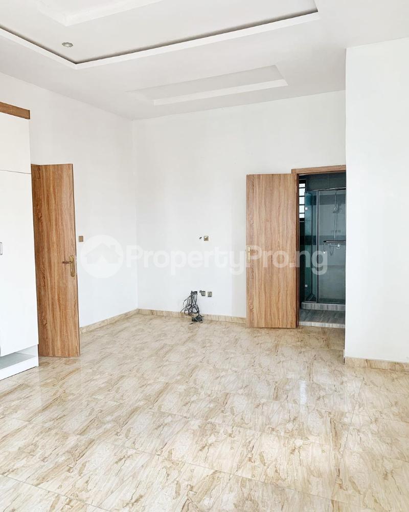 4 bedroom Detached Duplex House for sale Chevron. Gate Orchid chevron Lekki Lagos - 9