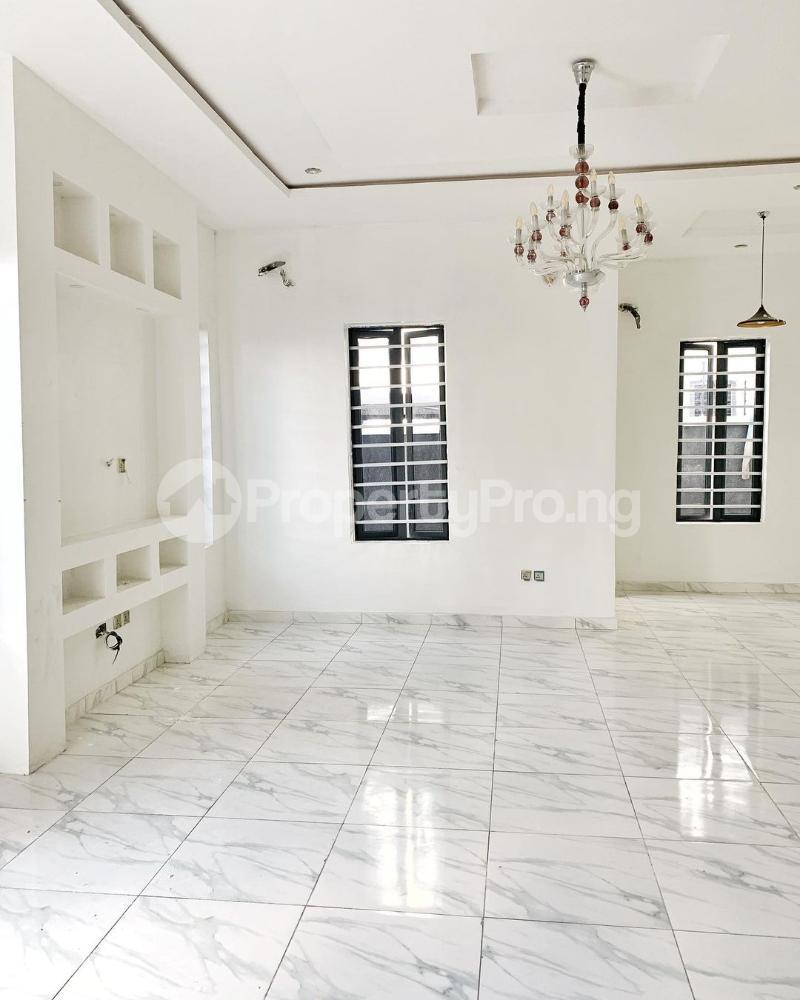 4 bedroom Detached Duplex House for sale Chevron. Gate Orchid chevron Lekki Lagos - 2
