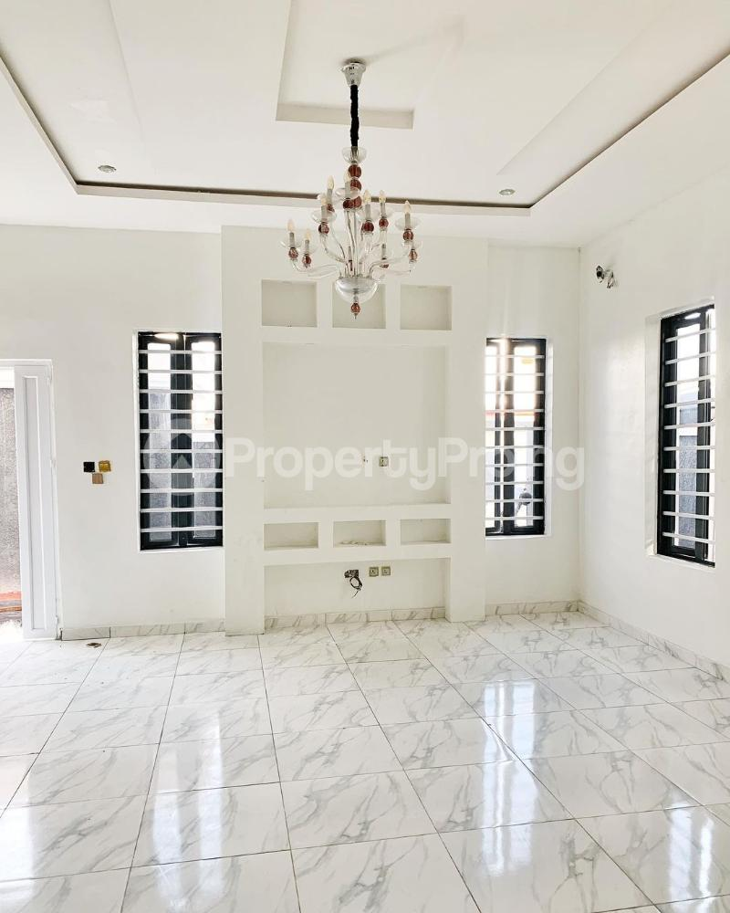 4 bedroom Detached Duplex House for sale Chevron. Gate Orchid chevron Lekki Lagos - 1