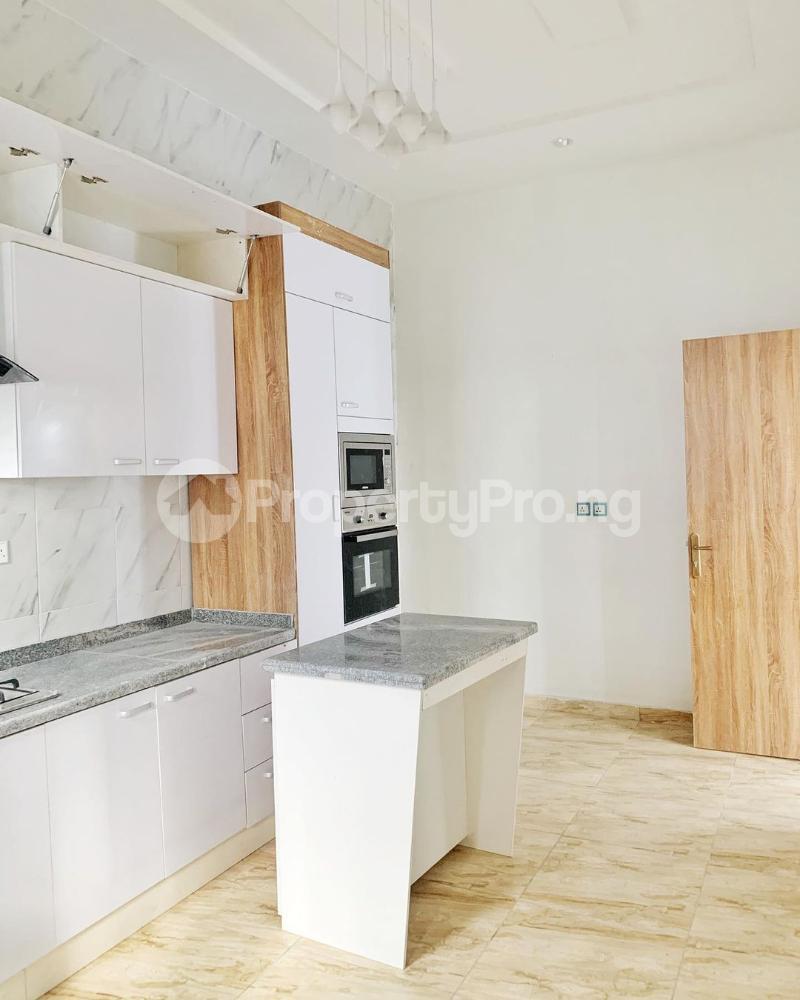 4 bedroom Detached Duplex House for sale Chevron. Gate Orchid chevron Lekki Lagos - 4