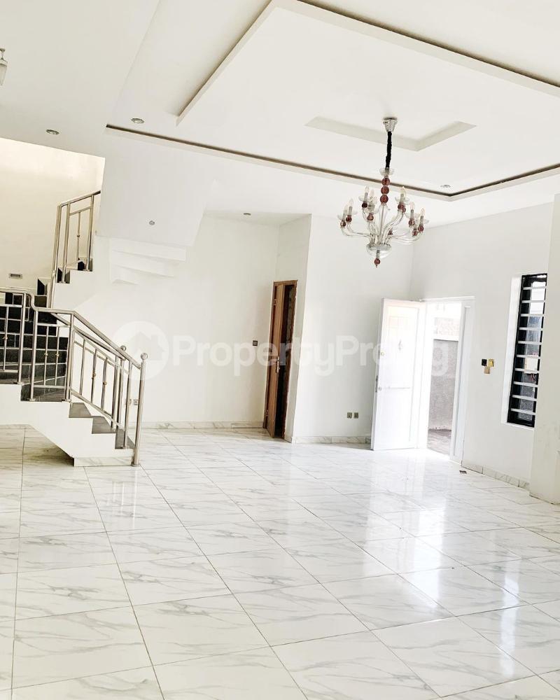 4 bedroom Detached Duplex House for sale Chevron. Gate Orchid chevron Lekki Lagos - 6