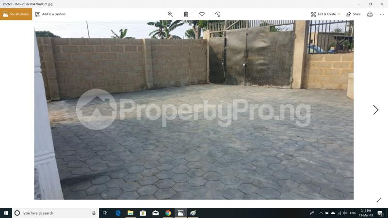 3 bedroom Detached Bungalow House for sale Opposite grammar school Osogbo Osun - 15