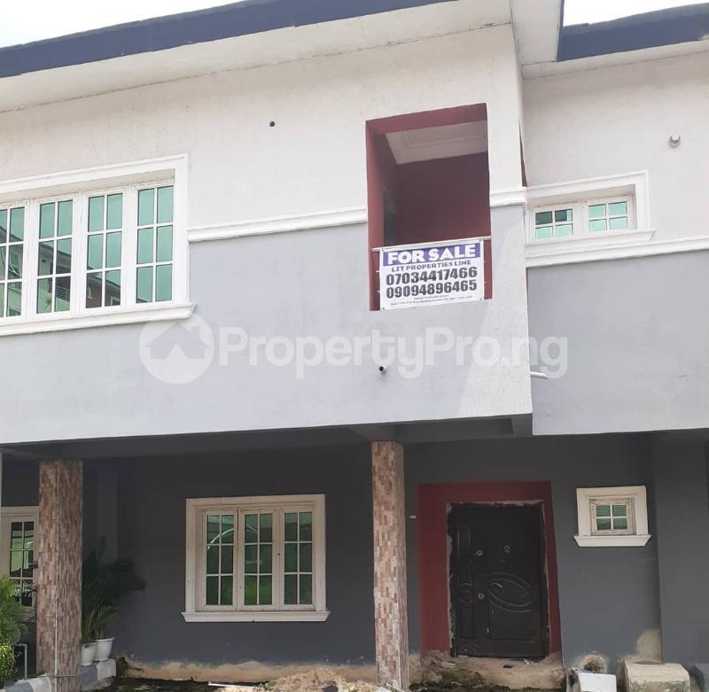 4 bedroom Terraced Duplex for sale Paradise Estate , Chevron Drive Lekki , Lagos Lekki Lagos - 0