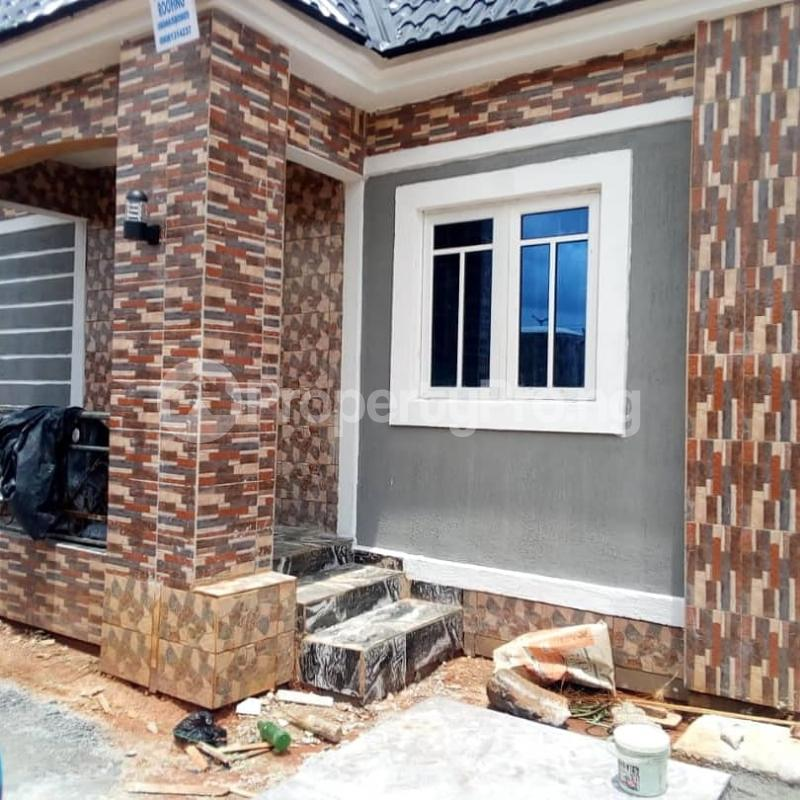 4 bedroom Detached Bungalow for sale Area N World Bank Owerri Imo - 1
