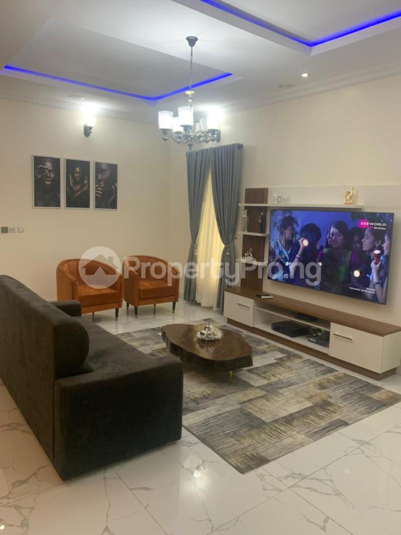 4 bedroom Self Contain Flat / Apartment for shortlet Ikota Lekki Lagos - 0