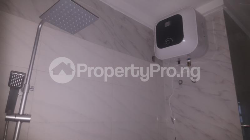 3 bedroom Flat / Apartment for rent Adams Obalateef Estate Cement Ikeja  Mangoro Ikeja Lagos - 24