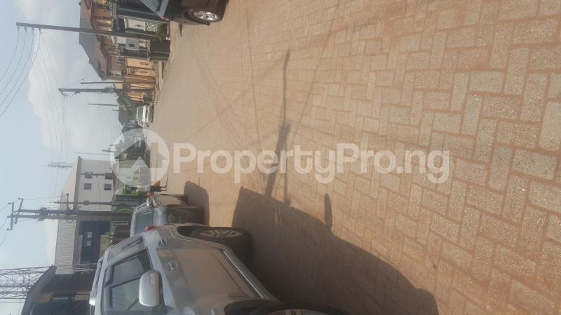 3 bedroom Flat / Apartment for rent Adams Obalateef Estate Cement Ikeja  Mangoro Ikeja Lagos - 9