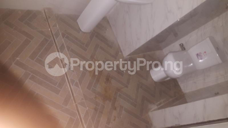 3 bedroom Flat / Apartment for rent Adams Obalateef Estate Cement Ikeja  Mangoro Ikeja Lagos - 4