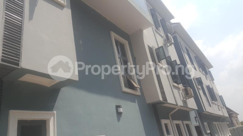 3 bedroom Flat / Apartment for rent Adams Obalateef Estate Cement Ikeja  Mangoro Ikeja Lagos - 20