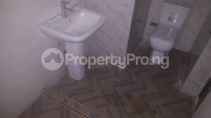 3 bedroom Flat / Apartment for rent Adams Obalateef Estate Cement Ikeja  Mangoro Ikeja Lagos - 22