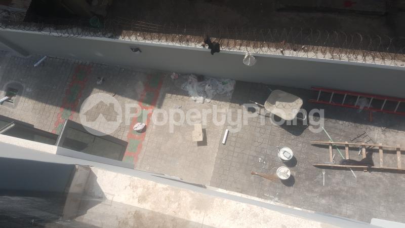 3 bedroom Flat / Apartment for rent Adams Obalateef Estate Cement Ikeja  Mangoro Ikeja Lagos - 23