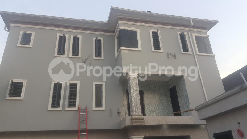 3 bedroom Flat / Apartment for rent Adams Obalateef Estate Cement Ikeja  Mangoro Ikeja Lagos - 6