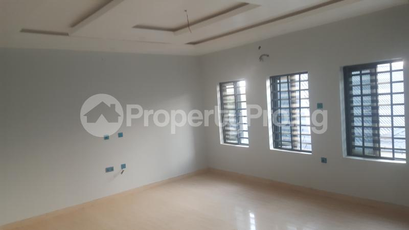 3 bedroom Flat / Apartment for rent Adams Obalateef Estate Cement Ikeja  Mangoro Ikeja Lagos - 12