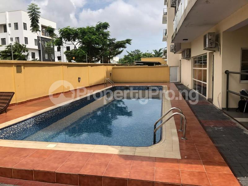3 bedroom Blocks of Flats House for rent Banana Island Ikoyi Lagos - 9