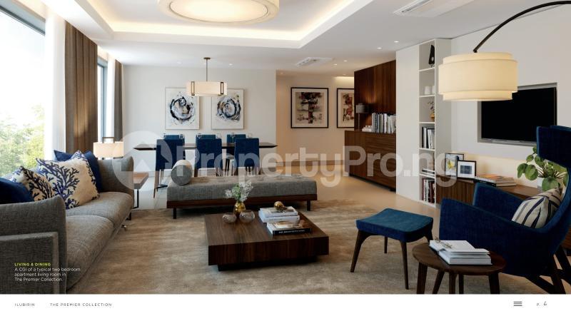 3 bedroom Flat / Apartment for sale Water Front, Ilubirin Bourdillon Ikoyi Lagos - 2