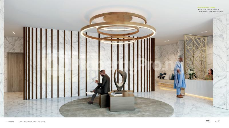 3 bedroom Flat / Apartment for sale Water Front, Ilubirin Bourdillon Ikoyi Lagos - 1