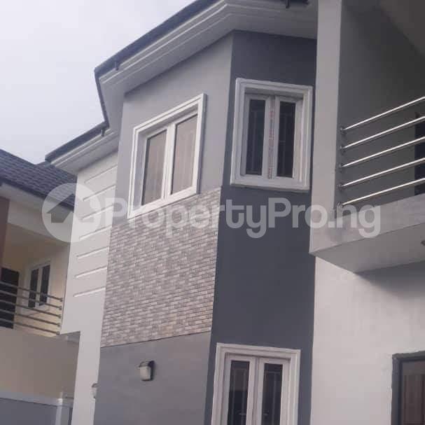 4 bedroom Detached Duplex House for sale Peter Odili Trans Amadi Port Harcourt Rivers - 4
