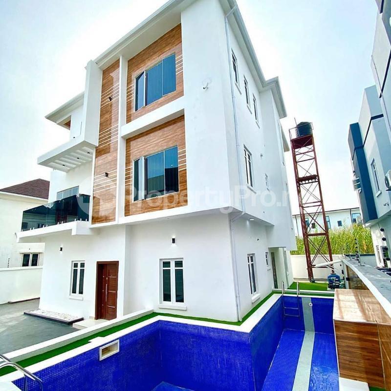 5 bedroom Detached Duplex House for rent Asokoro Asokoro Abuja - 0