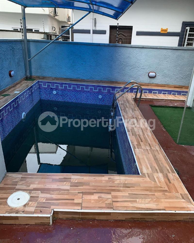 5 bedroom Detached Duplex House for rent Asokoro Asokoro Abuja - 8