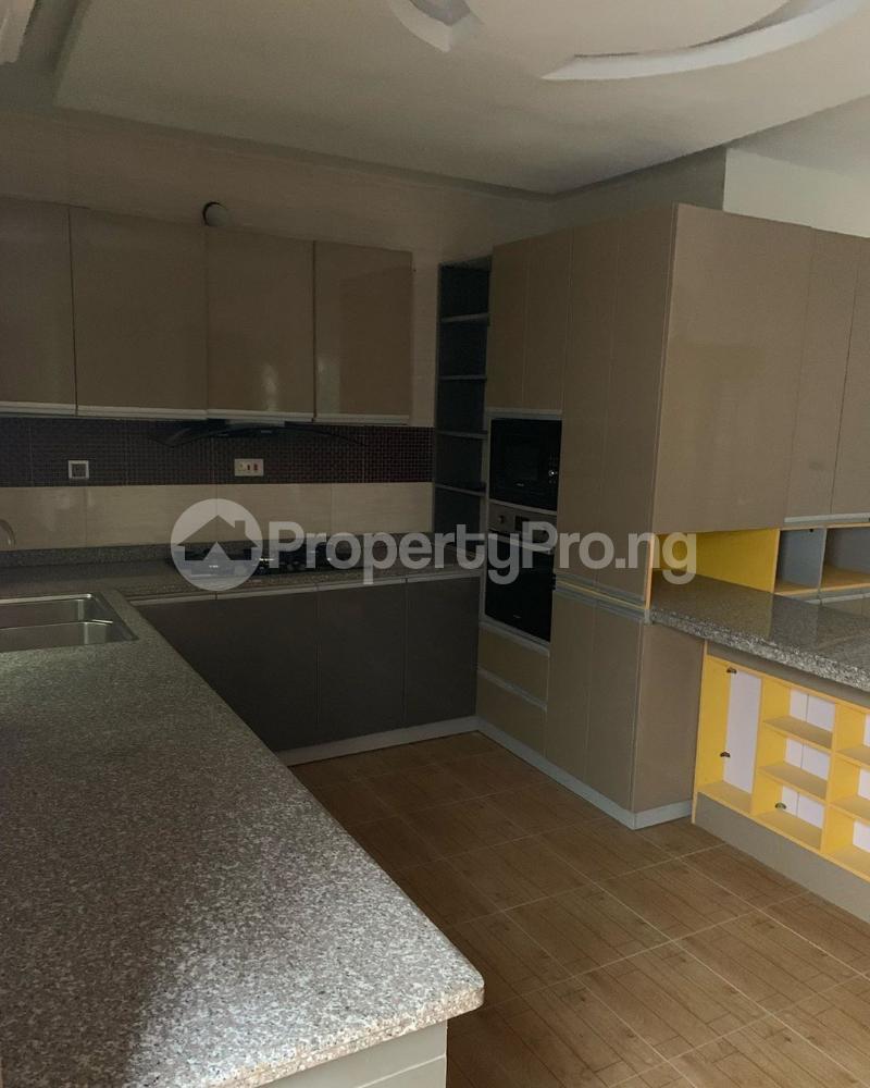 5 bedroom Detached Duplex House for rent Asokoro Asokoro Abuja - 1