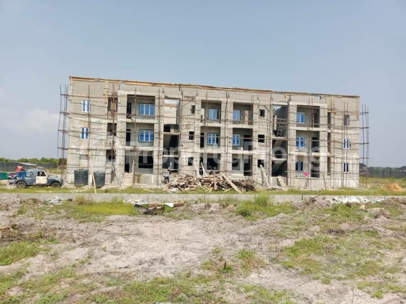 2 bedroom Self Contain Flat / Apartment for sale Moonstone Estate, Gracias Residences,Okunraiye Town, Ibeju Lekki,Lagos Okunraiye Ibeju-Lekki Lagos - 1