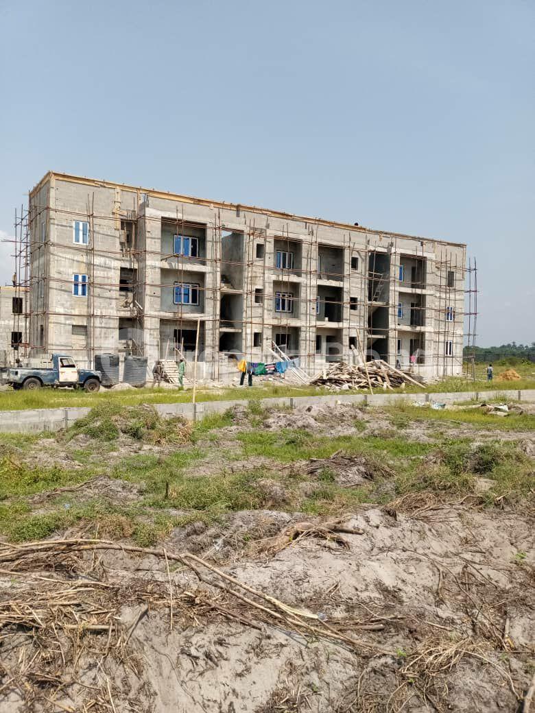2 bedroom Self Contain Flat / Apartment for sale Moonstone Estate, Gracias Residences,Okunraiye Town, Ibeju Lekki,Lagos Okunraiye Ibeju-Lekki Lagos - 2
