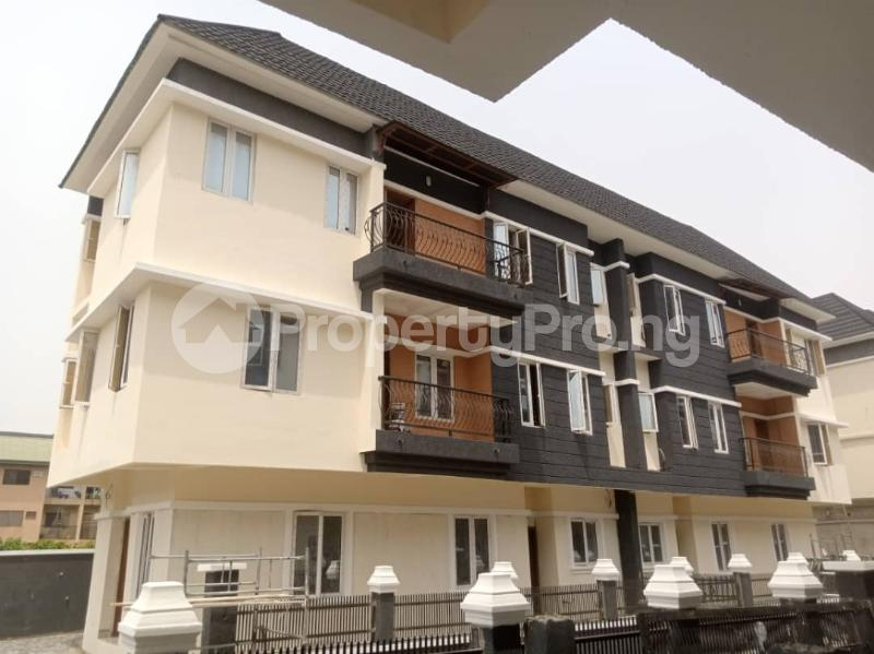Blocks of Flats House for sale County estate,ikota GRA Ikota Lekki Lagos - 0