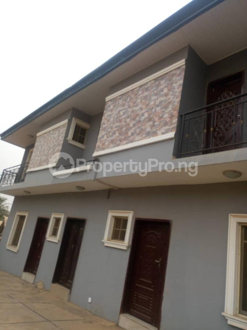 2 bedroom Flat / Apartment for rent Aina Ajayi Estate, Ekoro Road Abule Egba Lagos - 0