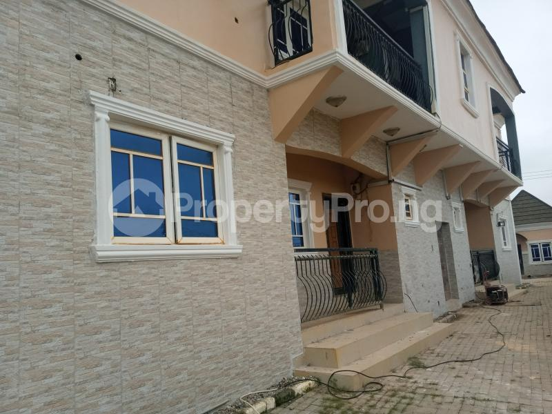 2 bedroom Flat / Apartment for rent Located at new site estate Lugbe Abuja - 0