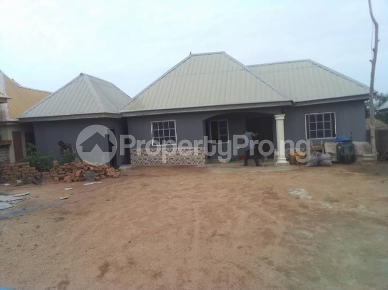 3 bedroom Mini flat for sale Ogashia Street Gboko South After Pen World Academy Gboko Benue - 0