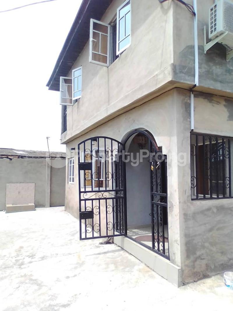 2 bedroom Blocks of Flats House for rent - Egbeda Alimosho Lagos - 1