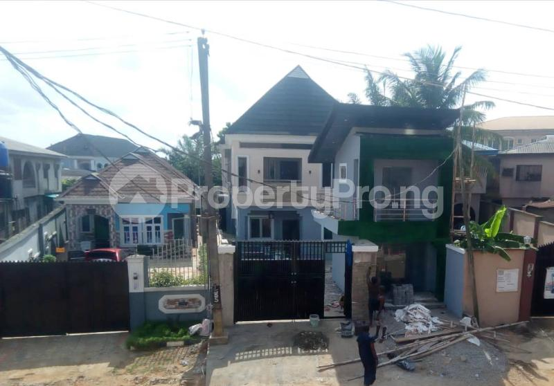 2 bedroom Flat / Apartment for rent Newly built 2 bedroom flat at iyewo estate Igando  Igando Ikotun/Igando Lagos - 1