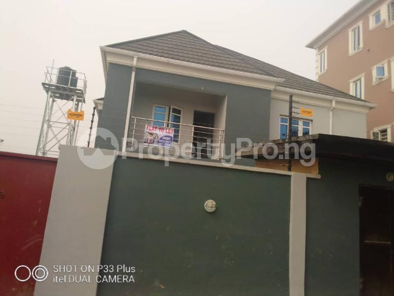 2 bedroom Flat / Apartment for rent Airport Road Oshodi Lagos - 1