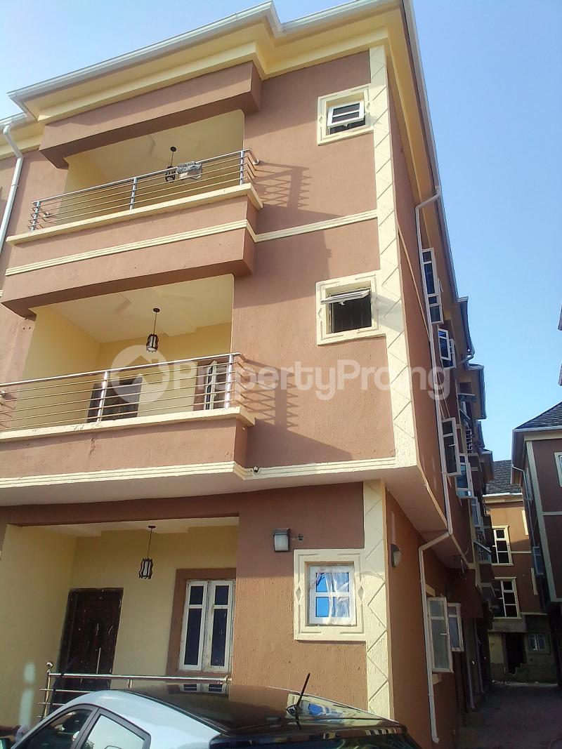 2 bedroom Blocks of Flats for rent Off Thera Annex, Opposite Goodnews Estate Sangotedo Ajah Lagos - 0
