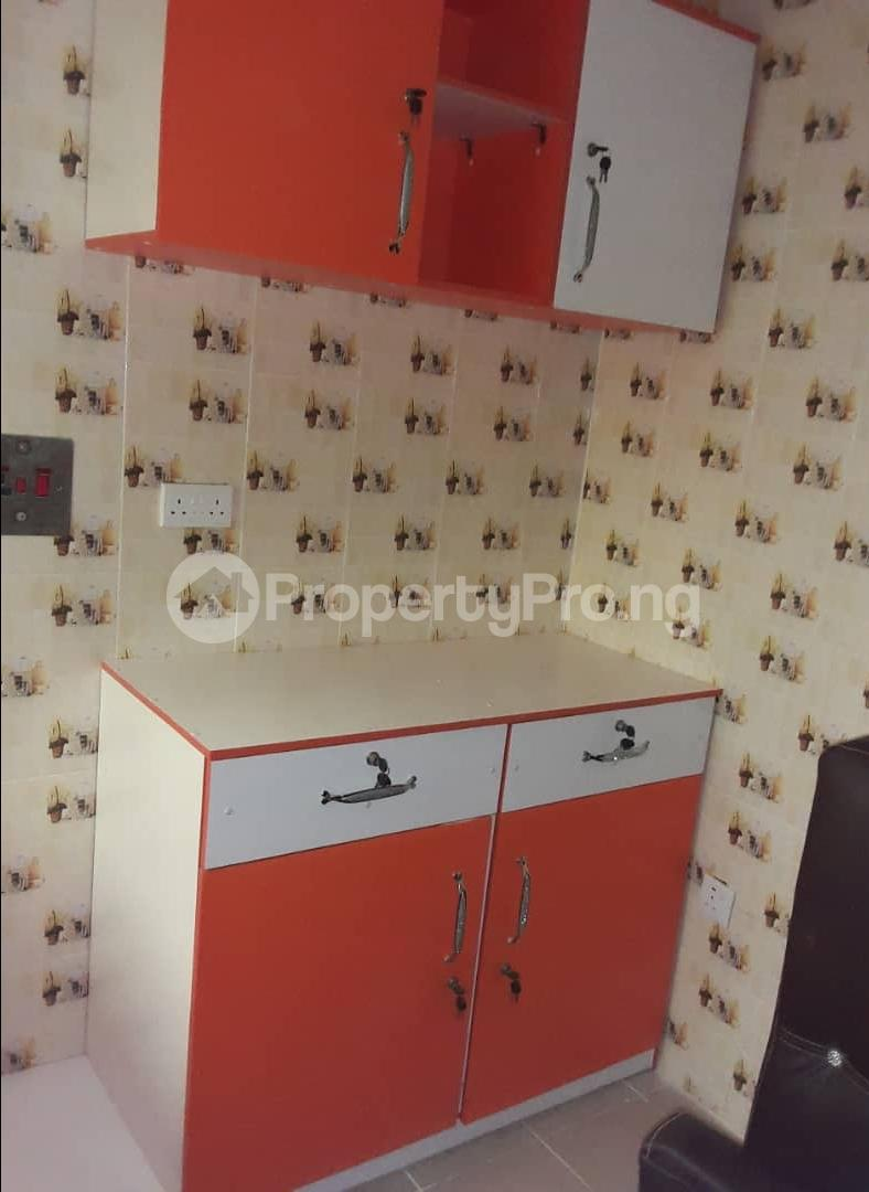 2 bedroom Flat / Apartment for rent Hamadia Abule Egba Lagos  Ojokoro Abule Egba Lagos - 0