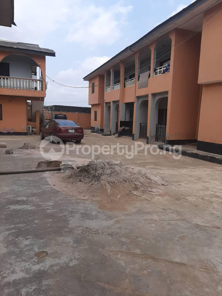2 bedroom Flat / Apartment for rent amadia, Abule Egba Lagos - 0