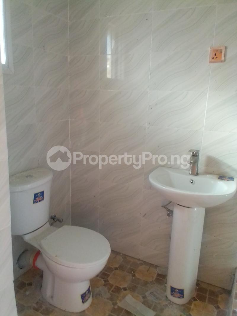 2 bedroom Blocks of Flats for rent Off Thera Annex, Opposite Goodnews Estate Sangotedo Ajah Lagos - 4
