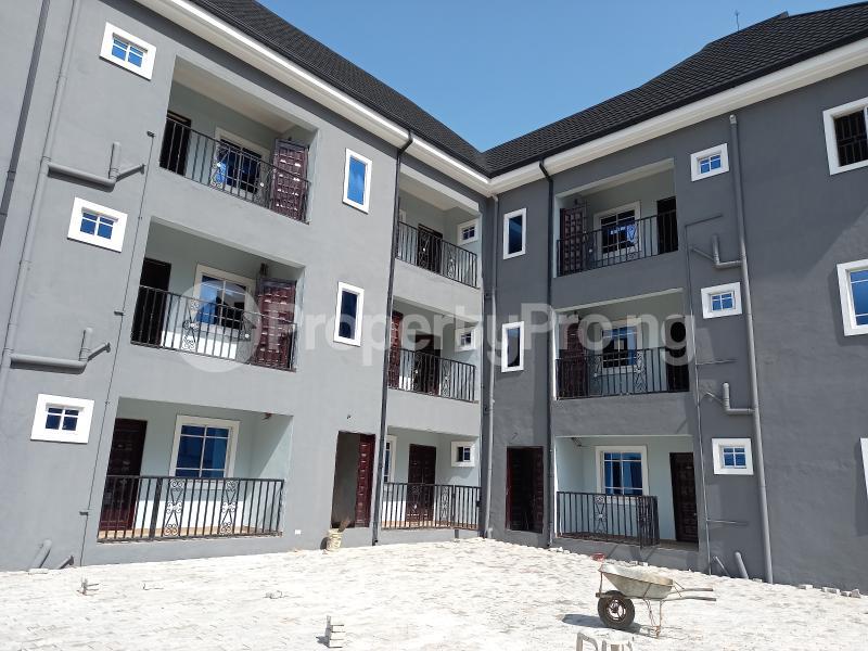 2 bedroom Mini flat for rent Emmanuel Close Magbuoba Port Harcourt Rivers - 1