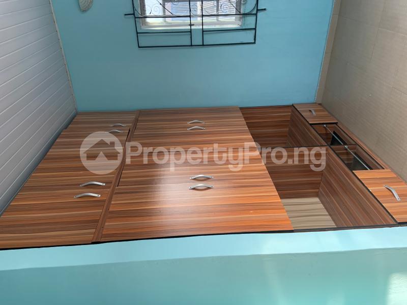 2 bedroom Mini flat for rent 6 William Saiki Lane, Izomo, Ovwian Udu Delta - 1