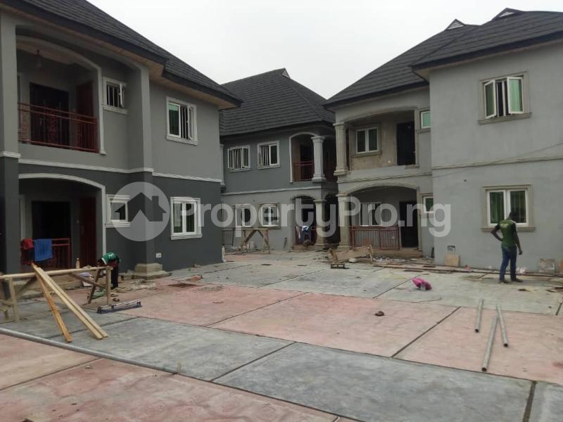 2 bedroom Blocks of Flats House for rent Off Iyana Odo bus stop Isheri Egbe/Idimu Lagos - 0