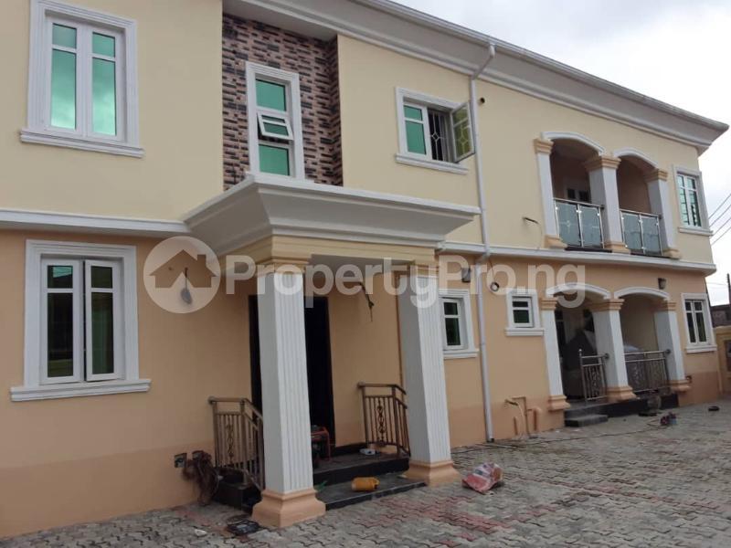 2 bedroom Flat / Apartment for rent Hamadia Abule Egba Lagos  Ojokoro Abule Egba Lagos - 2